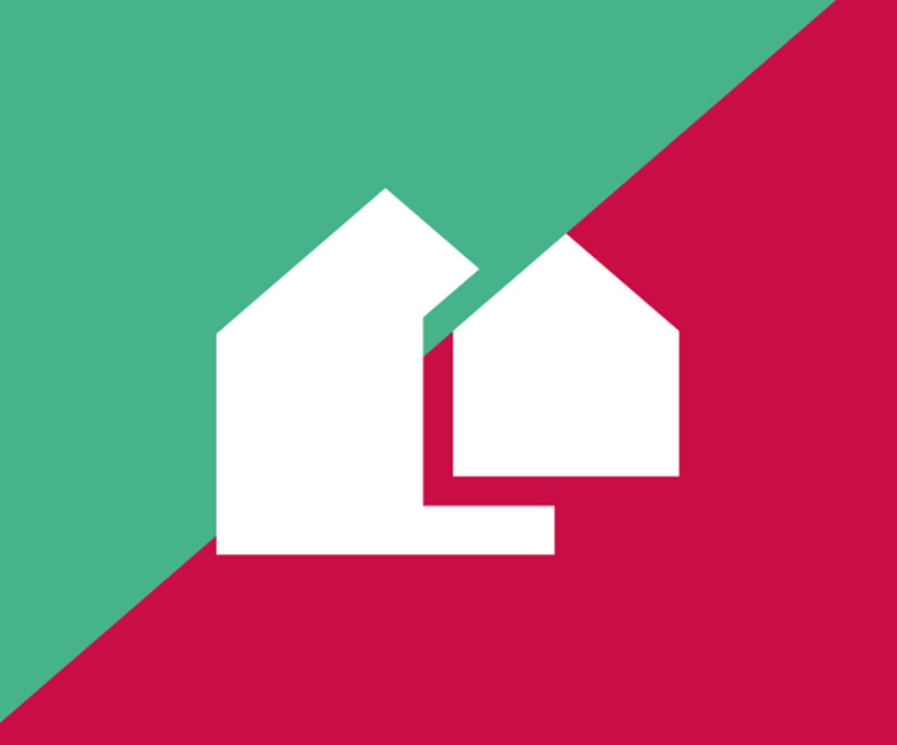 Central Urban Living HMO Invest icon design