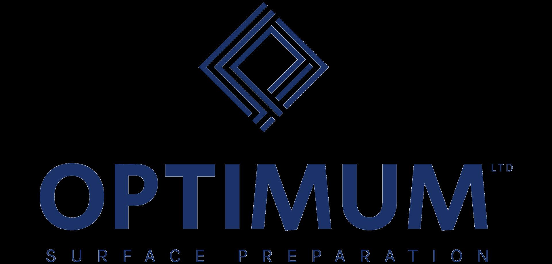 Optimum Surface Preparation secondary logo design