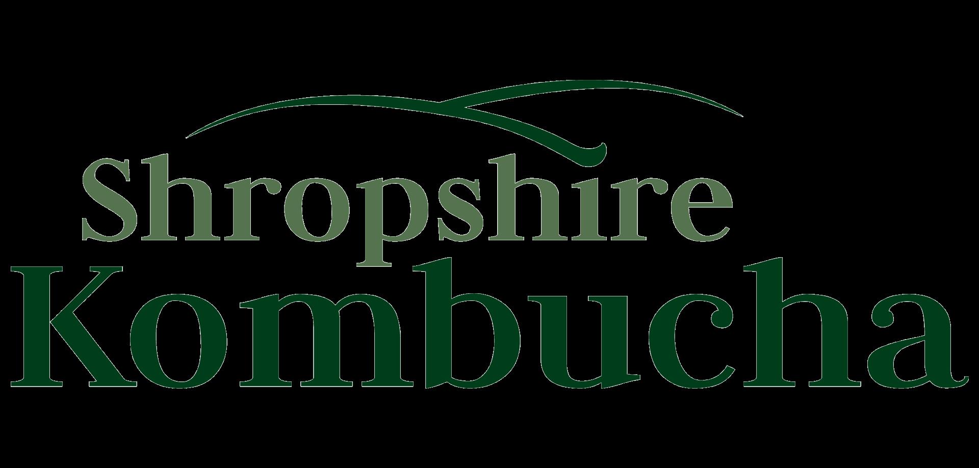 Shropshire Kombucha logo design